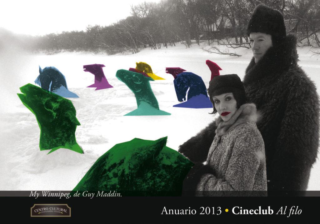 Cineclub Al filo - Anuario 2013