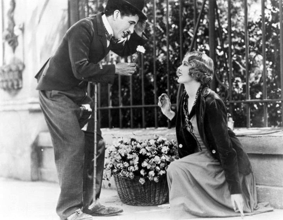 120 AÑOS DEL CINE I (1931, Luces de la ciudad)