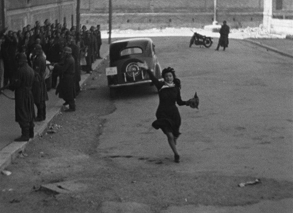 120 AÑOS DEL CINE I (1945, Roma ciudad abierta)