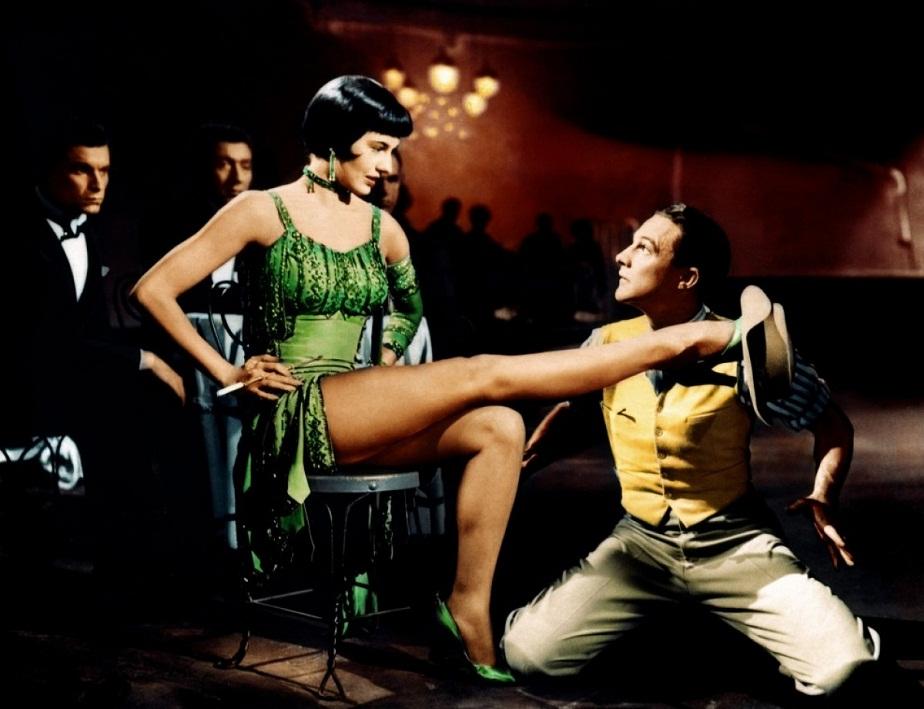 120 AÑOS DEL CINE I (1952, Cantando en la lluvia)