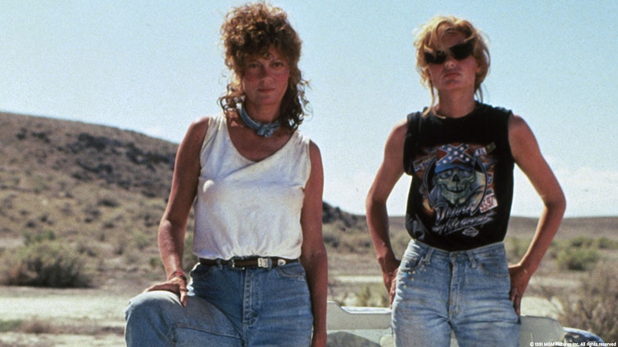 1991 (THELMA Y LOUISE)