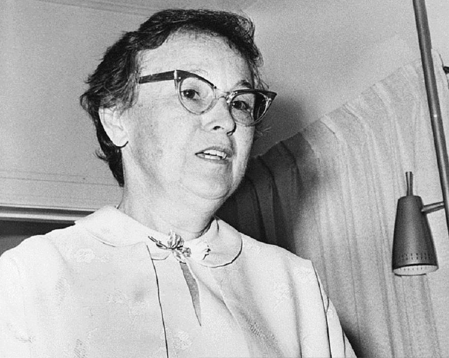 MRS. EUNICE MURRAY, ESPÍA AL SERVICIO DEL PSIQUIATRA